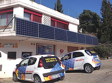 PV-Anlage 2 laube-solar GbmH
