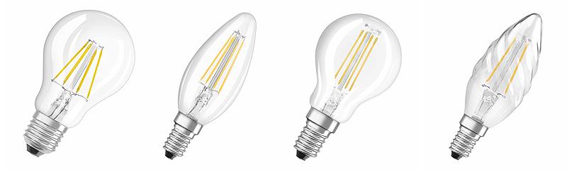 OSRAM LED RETROFIT-Lampen