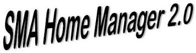SMA Home Manager 2.0