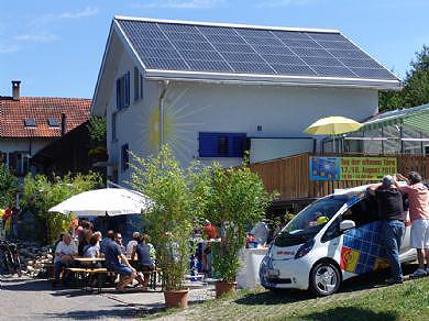 PV-Anlage 1 laube-solar GbmH